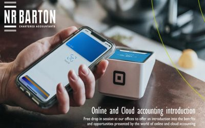 NR Barton Online and Cloud Accounting Introduction | 16th July 2019
