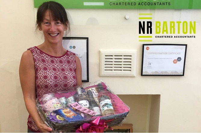NR Barton team raise £165 in memory of Brad Whittle