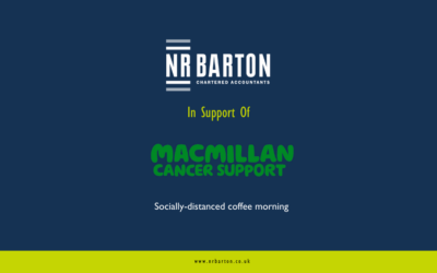 NR Barton Raise £200 for Macmillan Cancer Support