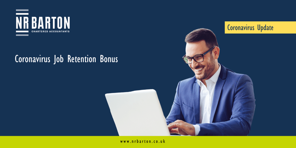 The Job Retention Bonus