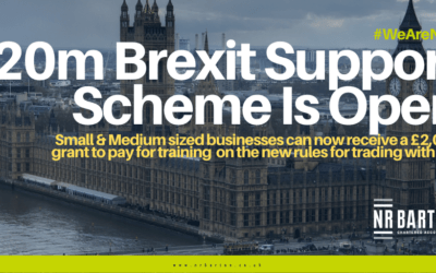£20 million Brexit support for small and medium sized businesses