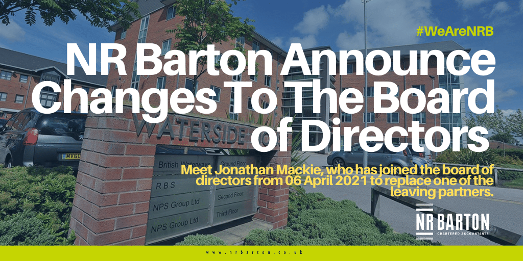 NR Barton Announce A New Member To The Board of Directors