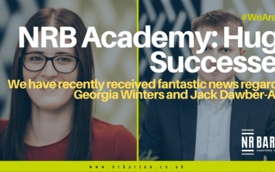 Two huge successes for the NRB Academy
