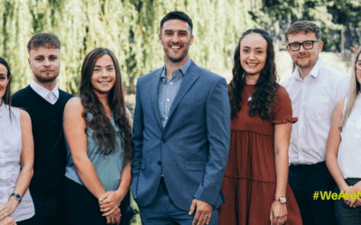 NRB welcome seven new trainees to the team